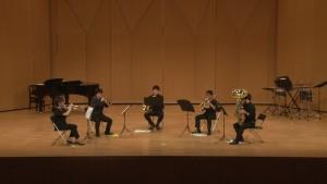 金管五重奏「ドラゴンクエスト」