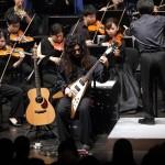 エレクトリック・ギターと管弦楽のための協奏曲集をYouTubeにて公開中